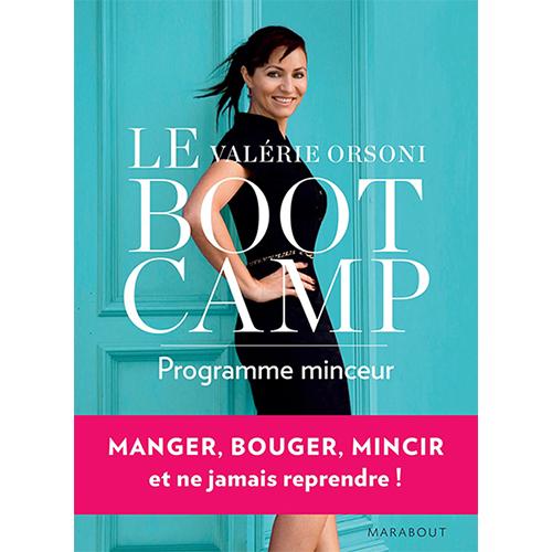 VALERIE ORSONI - LeBootCamp programme minceur