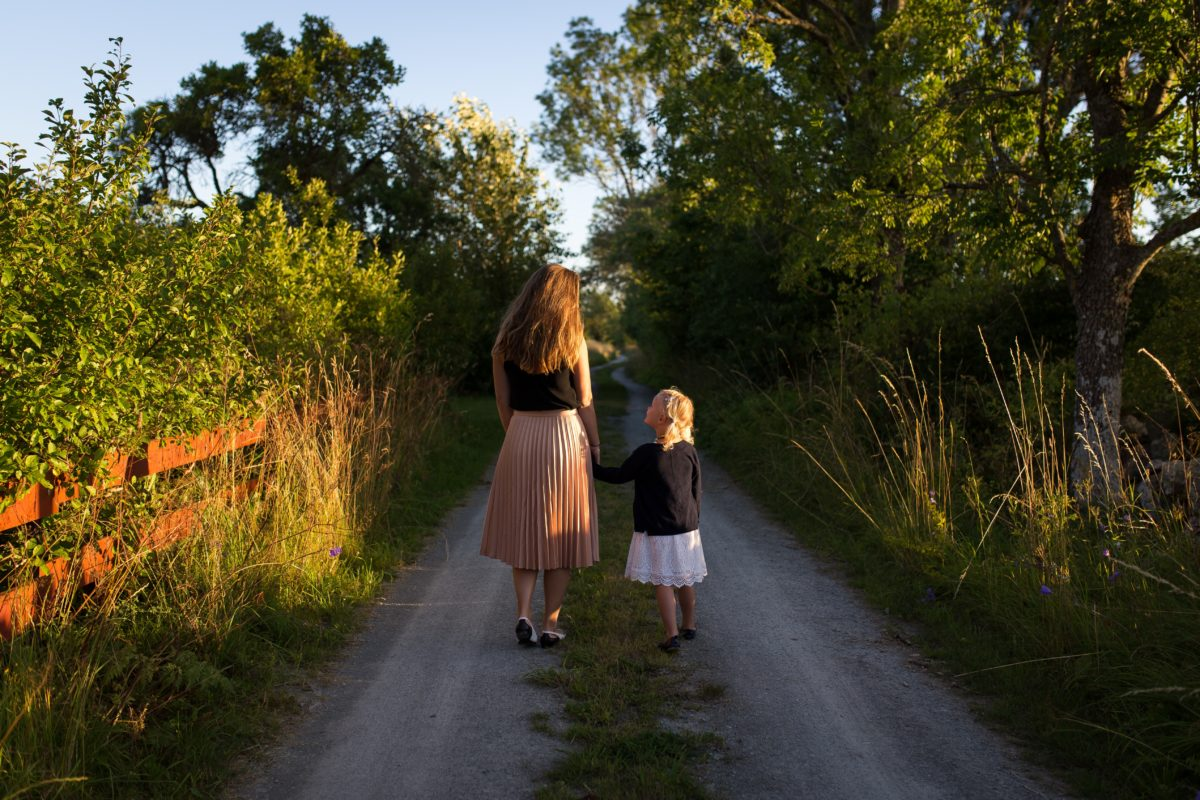 Parent séparé, parents, enfants, divorce, famille, équilibre