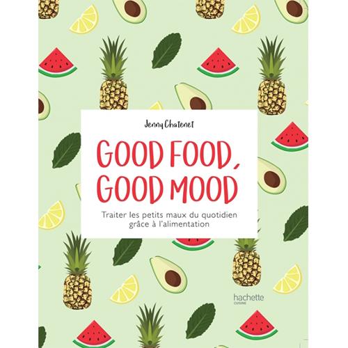 JENNY CHATENET- Good Food good mood