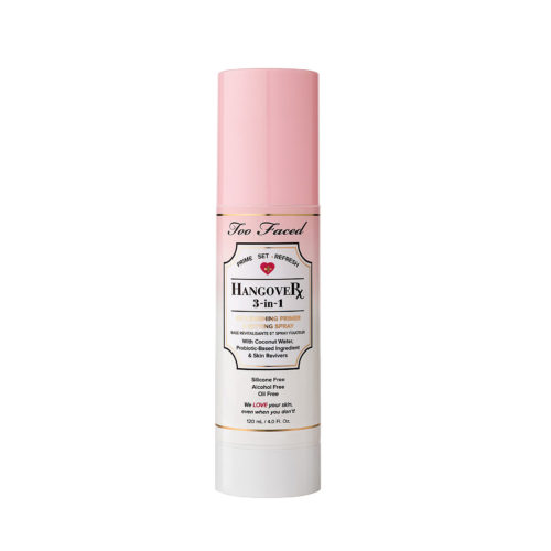 TOO FACED - Hangover Spray Base revitalisante et spray fixateur