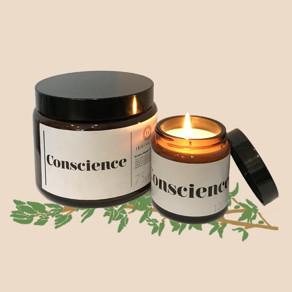 Duo pleine Conscience - infusion et bougie - Holissence