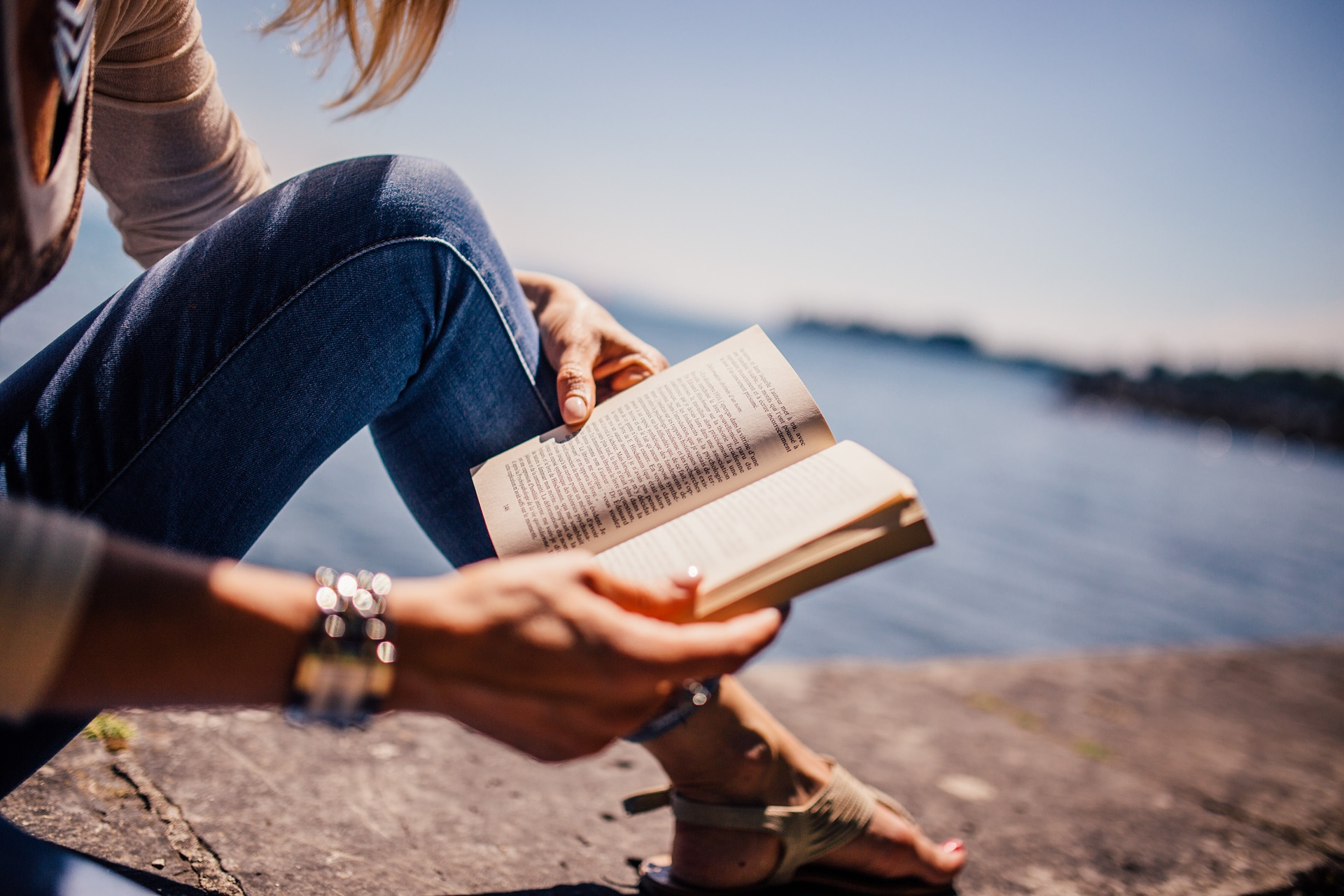 solitude, solitude, lecture, méditation, pensée positive