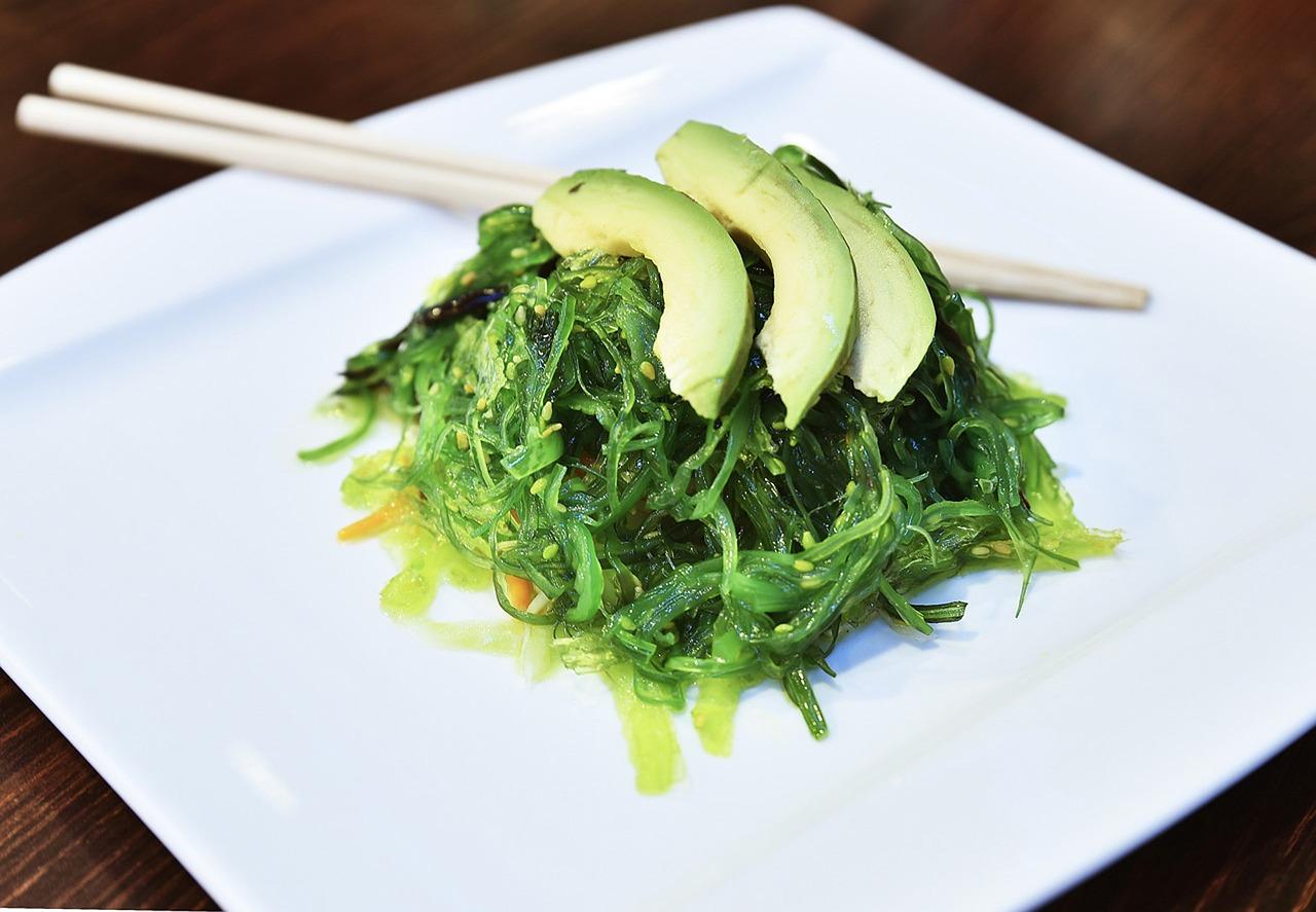 seafood algues