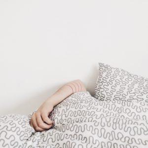 s'endormir apaisé