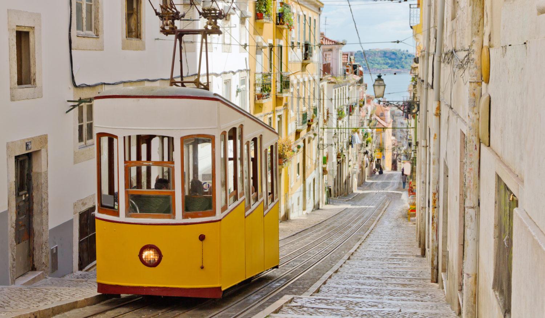 City guide Lisbonne