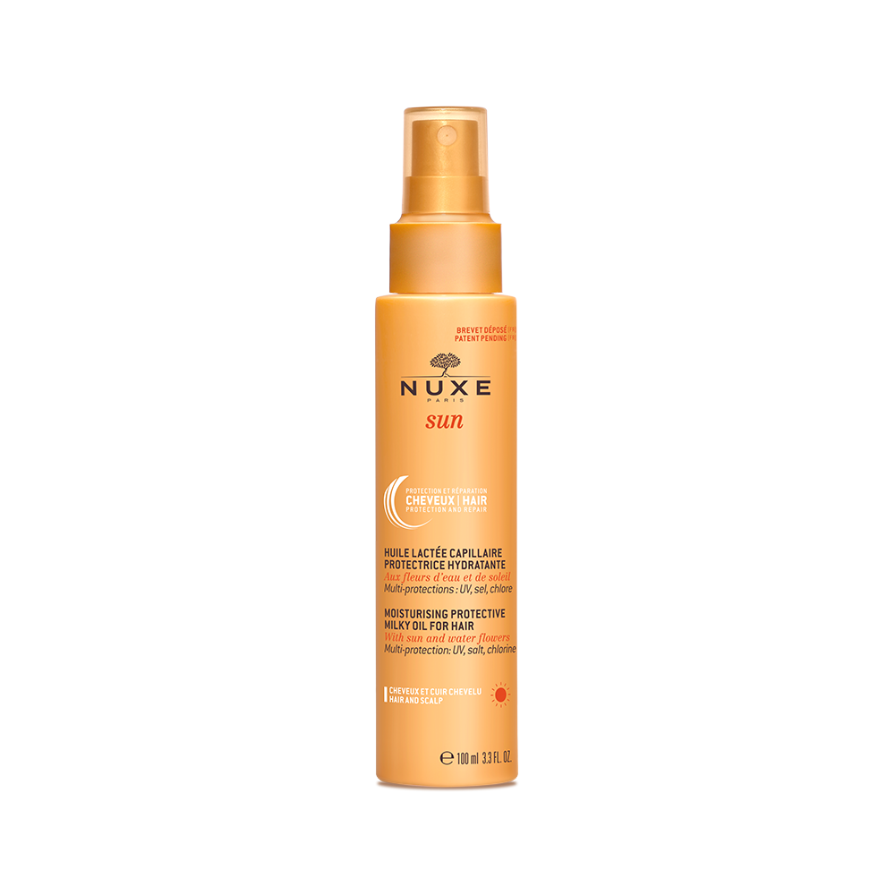 NUXE - Huile lactée capillaire protectrice