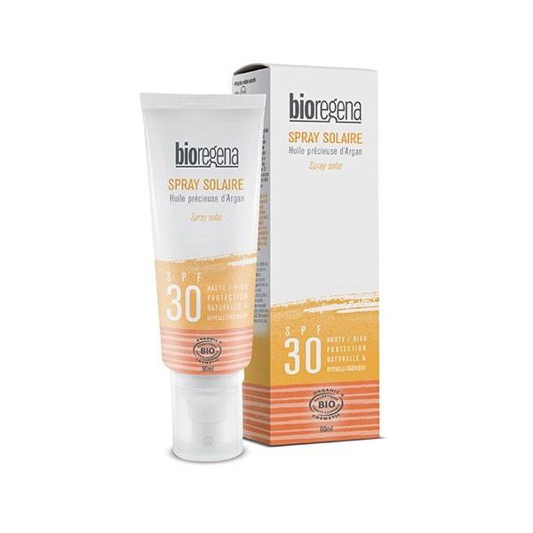 BIOREGENA - Spray Solaire SPF 30 Bio