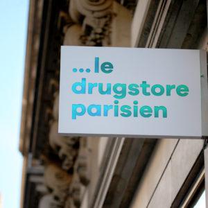 drugstore parisien