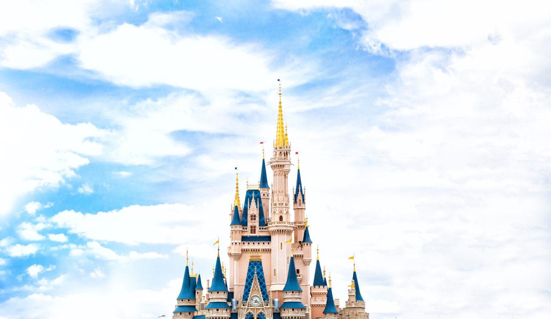 Disneyland yoga