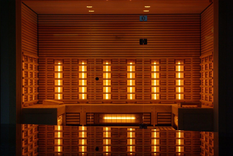 sauna, sauna infrarouge, sauna japonais, bien-être, wellness, holissence