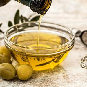 Huile d'olive beauté