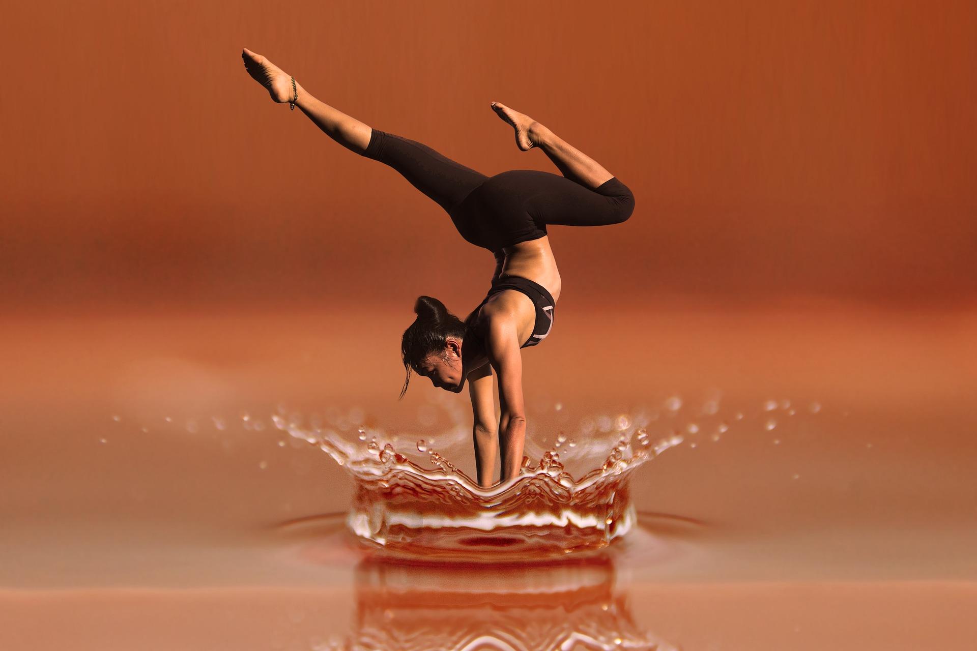 Sport eau