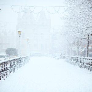 Escapade neige