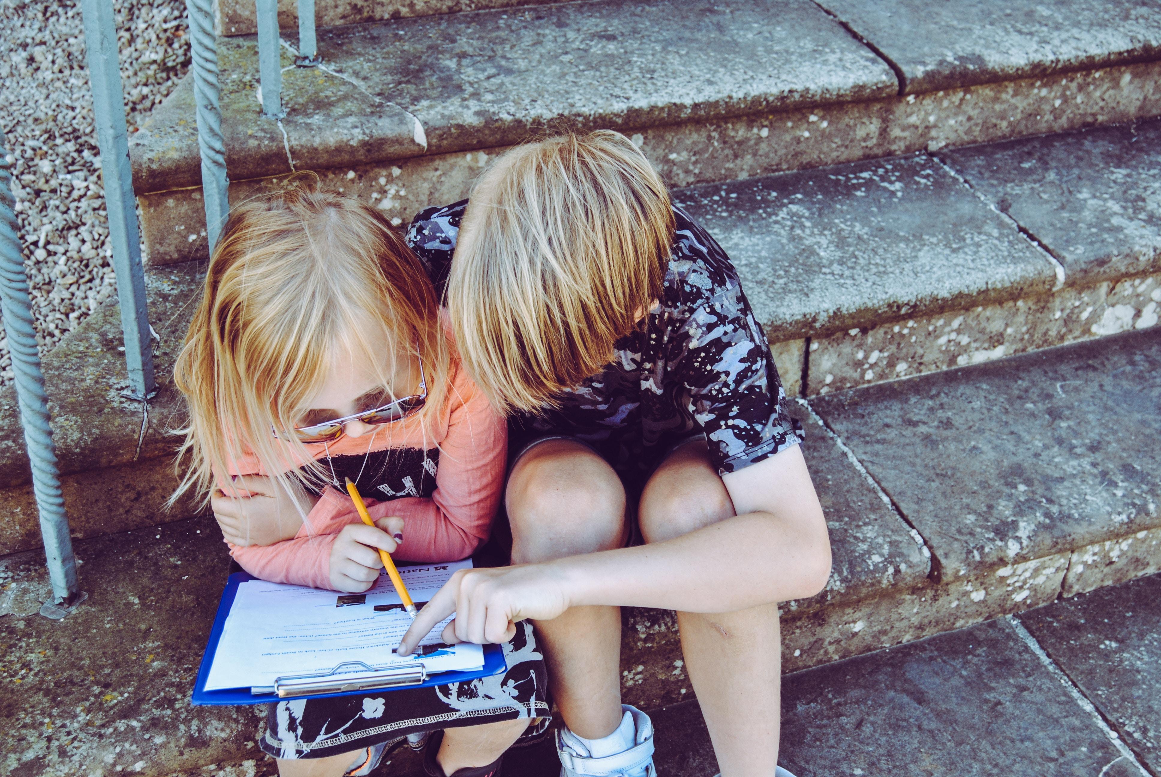 Enfants-empathie