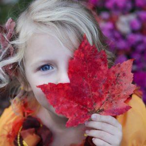 Enfant écologie