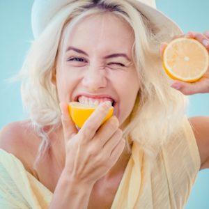 vertus citron beaute