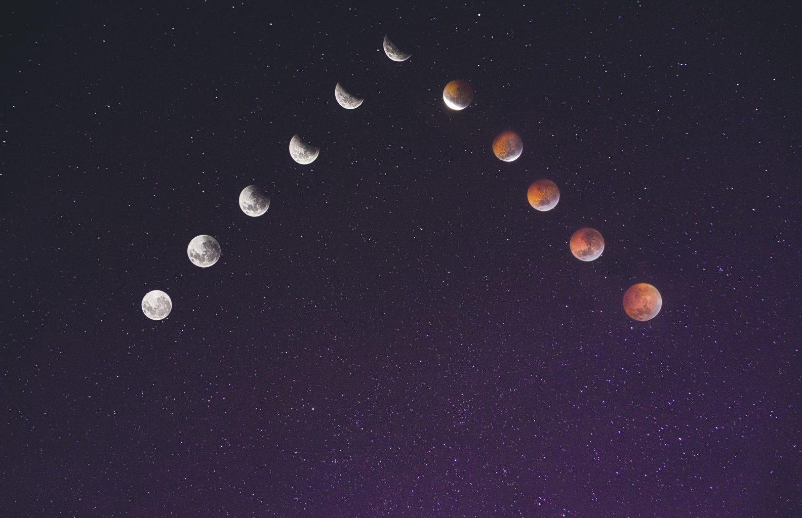 Calendrier Nouvelle Lune 2019.Simon Gipps Kent Top 10 Nouvelle Lune Lune Noire