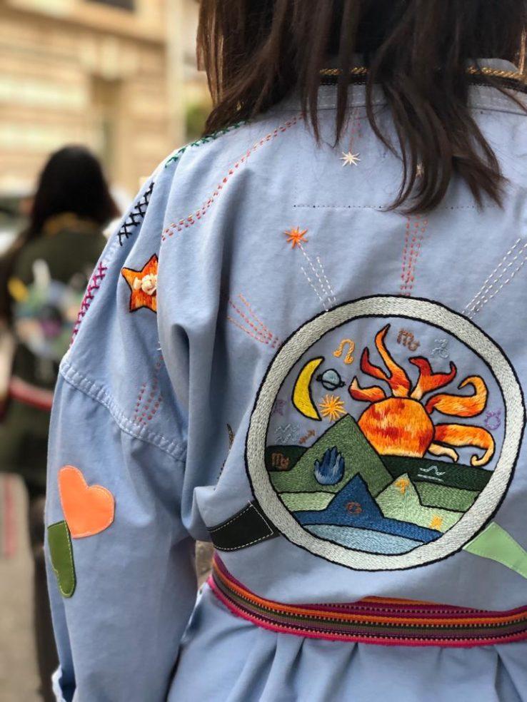 monoki,kimono,vintage,customisation,paris,los angeles,shaman,astrologie,diane goldstein