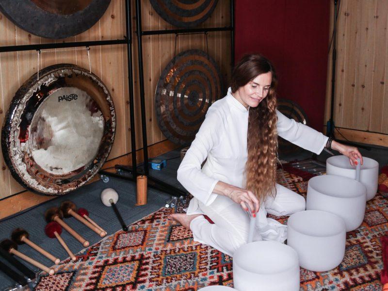 Miky Lagadec Sound Healing