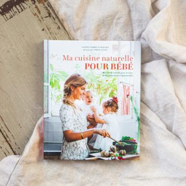 """livre """"ma cuisine naturelle pour bébé"""""""