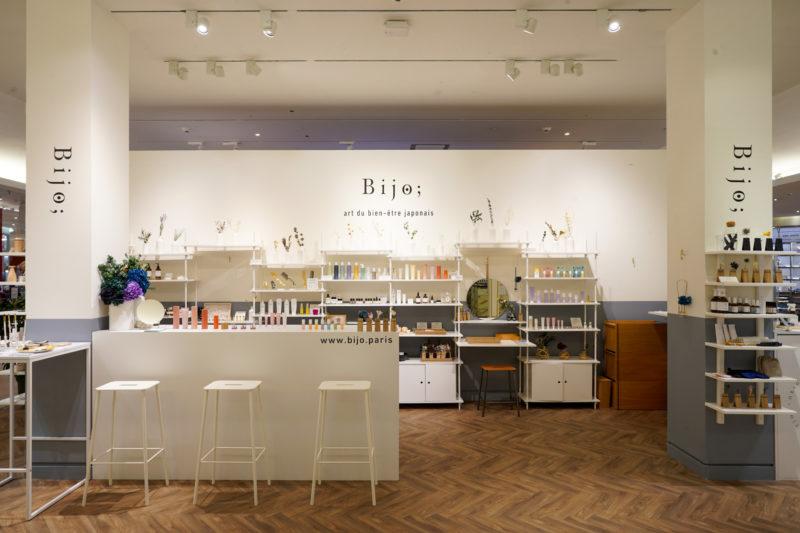 Concept store Bijo Paris